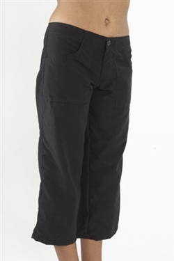 crop pants water resistant quick dry