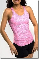 womens tank active wear
